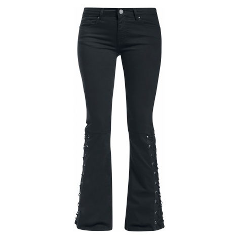 Gothicana by EMP - Grace - Girls jeans - black