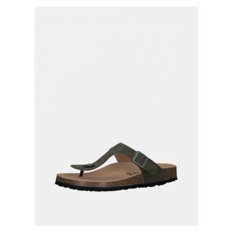 Tamaris Flip-flops Green