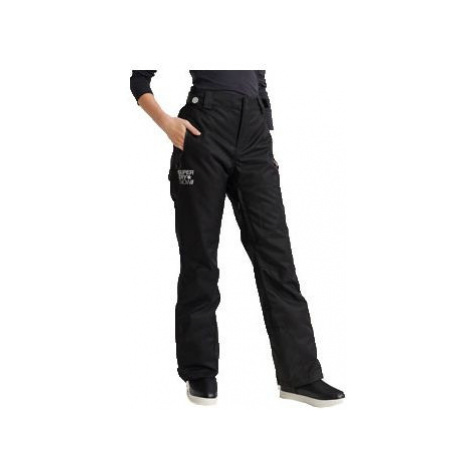 Superdry SD SKI RUN PANT black - Women's ski trousers