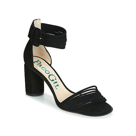 Paco Gil BALI women's Sandals in Black