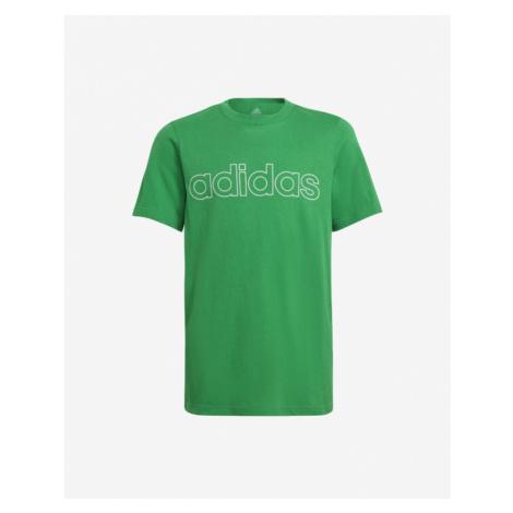 adidas Performance Lin Kids T-shirt Green