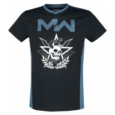 Call Of Duty - Modern Warfare - Emblem - T-Shirt - black