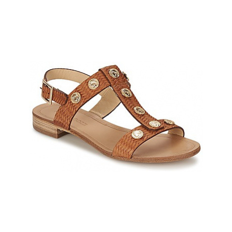 Alberto Gozzi ITALIA women's Sandals in Brown