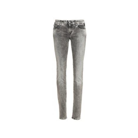 Replay ROSE women's Skinny Jeans in Grey