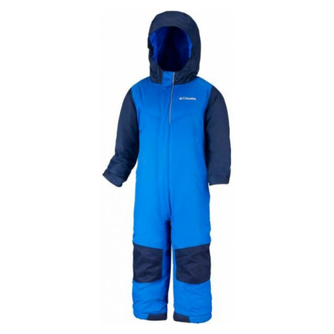 Columbia BUGA SUIT II blue - Children's suit