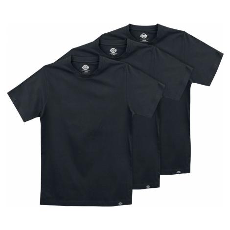 Dickies Dickies T-Shirt Pack of 3 T-Shirt black