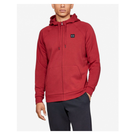 Under Armour Rival Sweatshirt Red