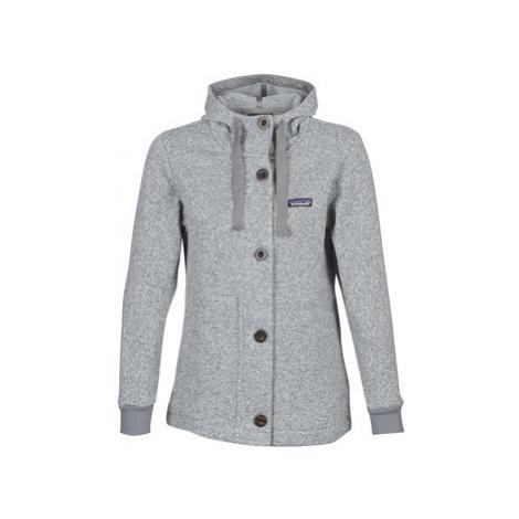 Patagonia W'S BETTER SWEATER COAT women's Coat in Grey