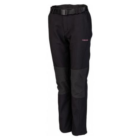 Head NICOL black - Women's softshell pants