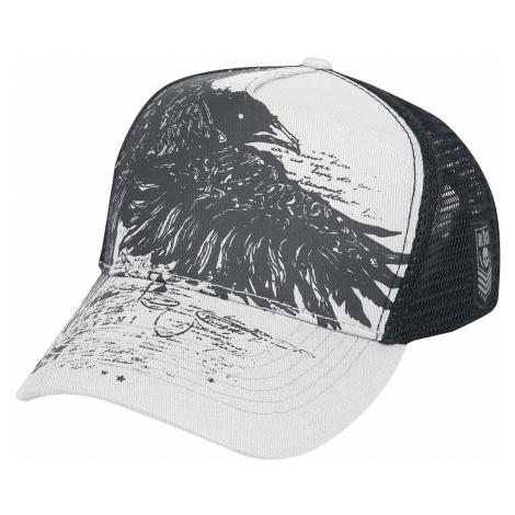 Black Premium by EMP - Who's Wearing The Cap - Trucker cap - grey
