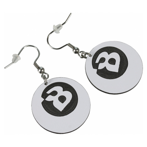 earrings Blackcomb Logo B - White