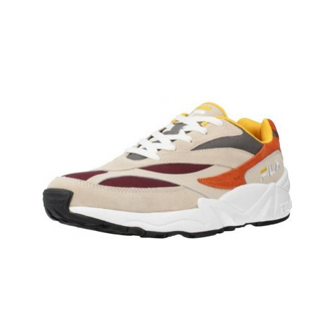 Fila V94M N LOW men's Shoes (Trainers) in Brown