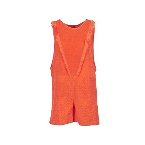 Brigitte Bardot BB44084 women's Jumpsuit in Orange