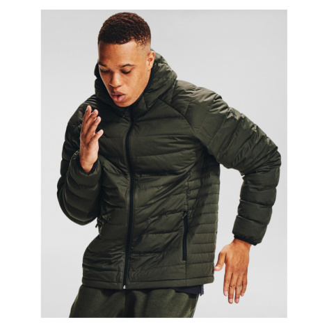 Under Armour Stretch Down Jacket Green