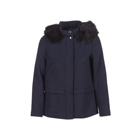 Esprit CARDA women's Coat in Blue