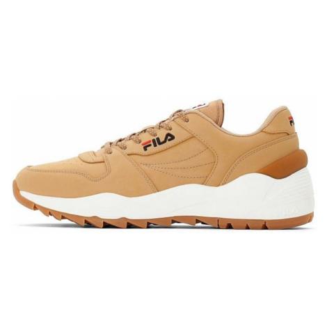 Fila Orbit CMR Jogger Nubuck brown - Men's casual shoes