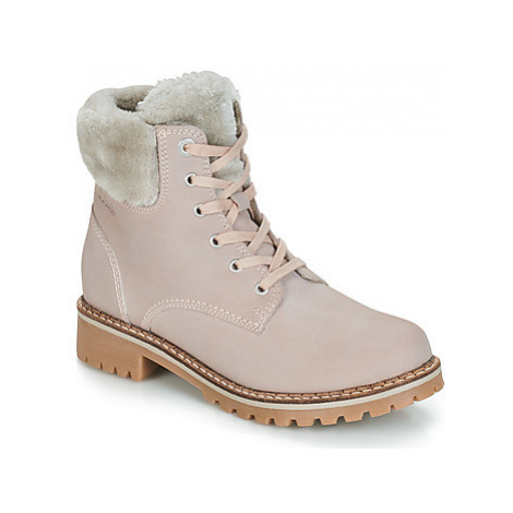 S.Oliver KORY women's Mid Boots in Pink