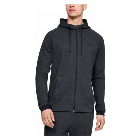 Under Armour UNSTOPPABLE 2X KNIT FZ black - Men's hoodie