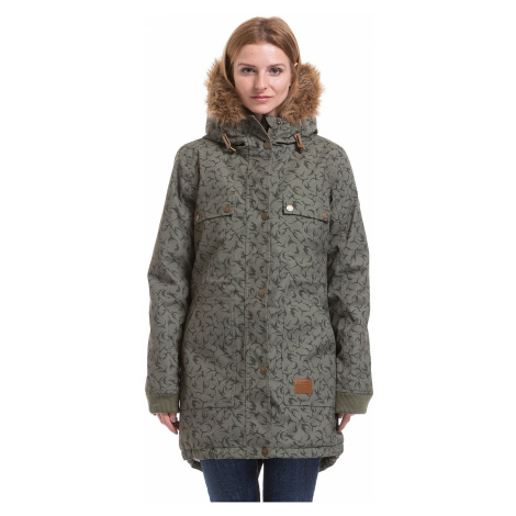 jacket Meatfly Ruby 2 - A/Fleck Print - women´s