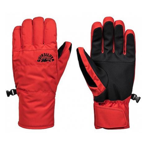 glove Quiksilver Cross - NZG0/Poinciana - men´s