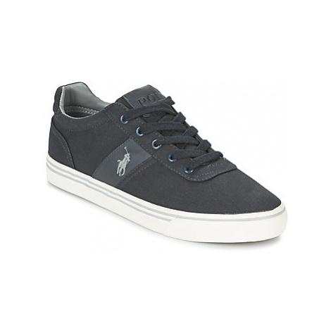 Polo Ralph Lauren HANFORD-NE men's Shoes (Trainers) in Grey
