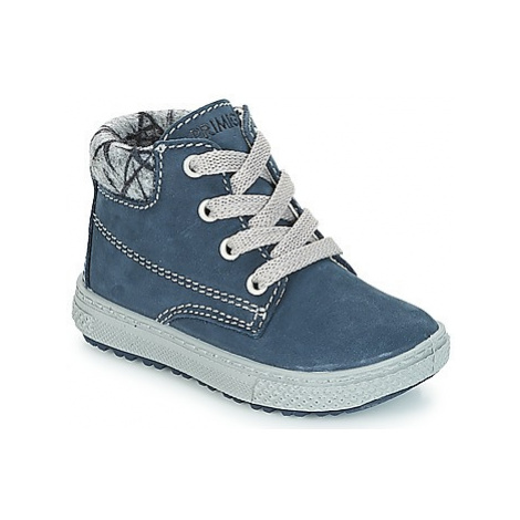 Primigi BARTH 19 boys's Children's Mid Boots in Blue