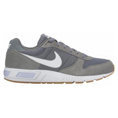 Nike NIGHTGAZER dark gray - Men's leisure shoes