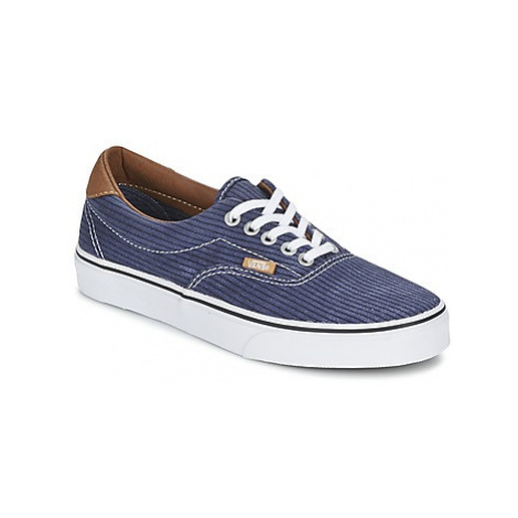 Vans ERA 59 women's Shoes (Trainers) in Blue