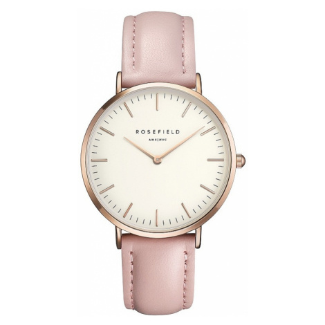 watch Rosefield The Bowery Rosegold - White/Pink