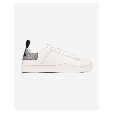 Diesel S-Clever Low Lace Sneakers White