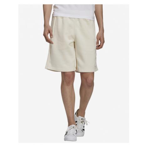 adidas Originals Adicolor 3 Stripes Shorts Beige
