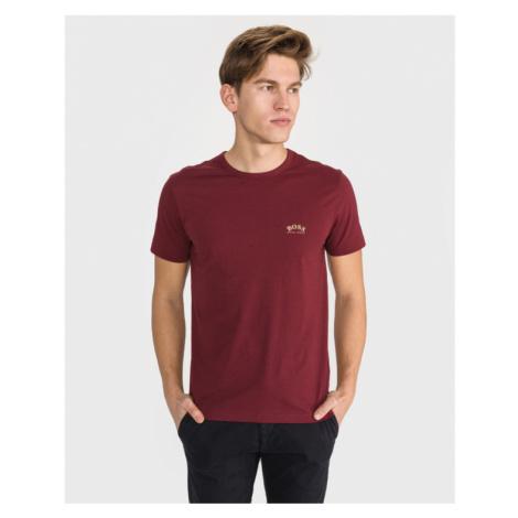 BOSS T-shirt Red Hugo Boss