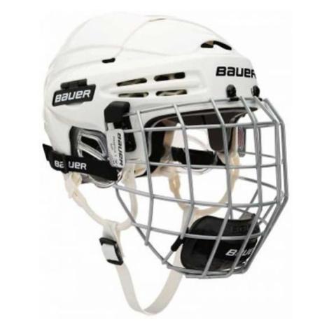 Bauer 5100 COMBO white - Hockey helmet