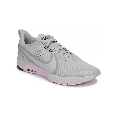 Nike ZOOM STRIKE 2 women's Sports Trainers (Shoes) in Grey