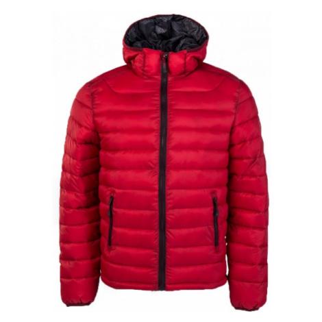 Willard LESS red - Kids' quilted jacket