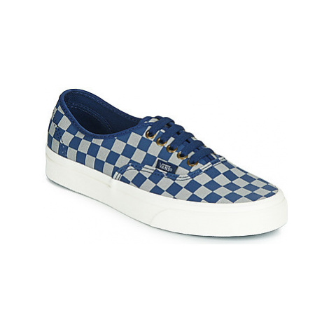 Vans HARRY POTTER AUTHENTIC women's Shoes (Trainers) in Blue