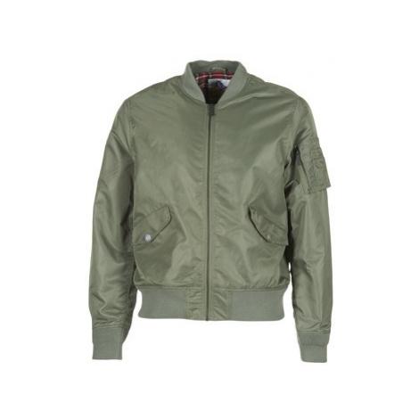 Harrington BOMBER MA1 men's Jacket in Kaki