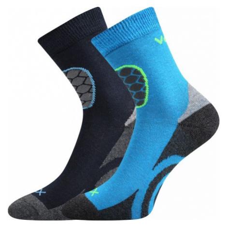 Voxx LOXIK 2P black - Children's terry socks