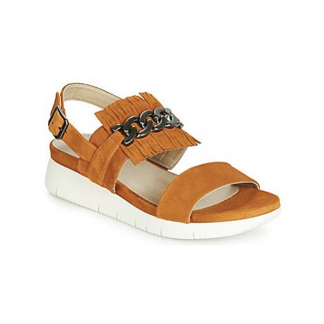Dorking 7863 women's Sandals in Brown