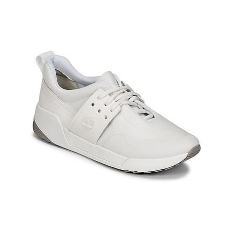 Timberland KIRI NEW LACE OXFORD women's Shoes (Trainers) in White