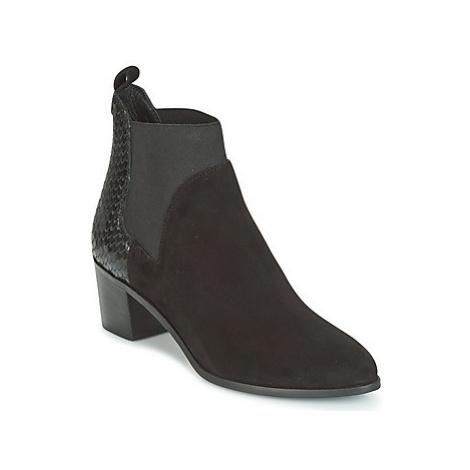 Dune London OPRENTICE women's Low Ankle Boots in Black