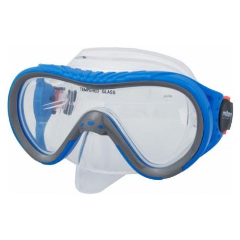 Miton ARAL blue - Children's diving mask