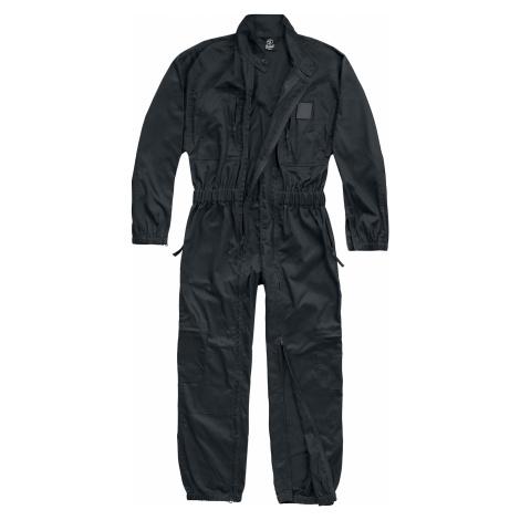 Brandit - Overall - Pants - black