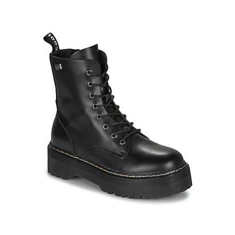 Coolway ABBY women's Mid Boots in Black