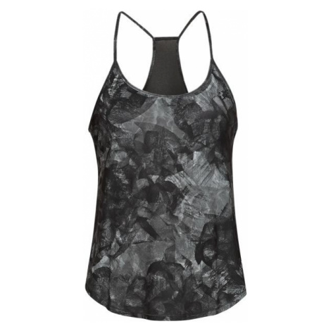Under Armour SPORT TANK - FLO INK PRINT white - Women's tank top