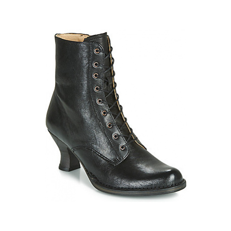 Neosens ROCOCO women's Low Ankle Boots in Black