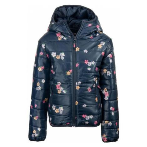 ALPINE PRO RIDO dark blue - Kids' jacket