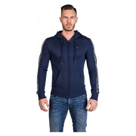 Tommy Hilfiger HOODY LS HWK dark blue - Men's sweatshirt