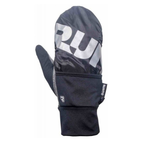Runto RT-COVER gray - Unisex winter sports gloves