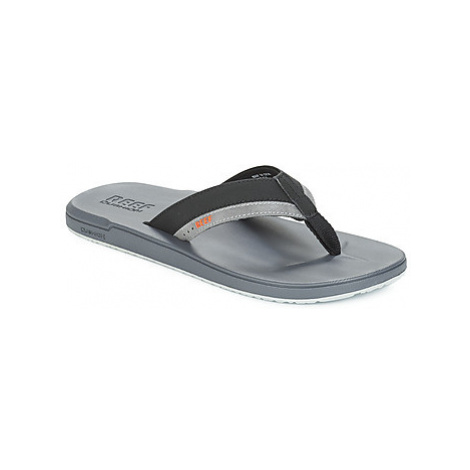 Reef CONTOURED CUSHION men's Flip flops / Sandals (Shoes) in Grey